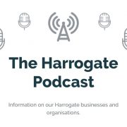 Interviewed on Harrogate Podcast